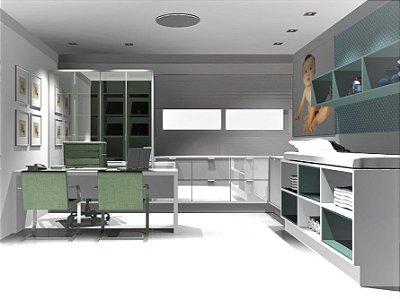 Móveis Planejados para Consultórios | Médicos e Odontológicos