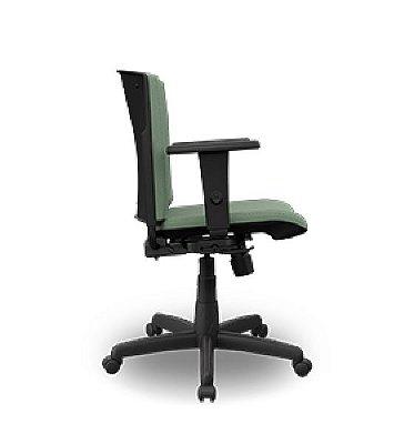 Cadeira Diretor Audiplax giratória com base Standard