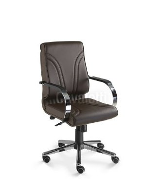Cadeira Diretor Master 20002 Base Cromada Cavaletti