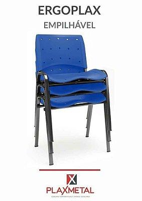 Cadeira Fixa Empilhavel Ergoplax