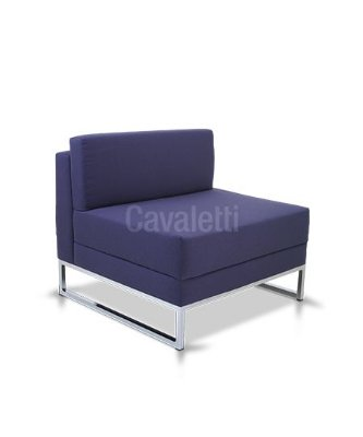 Poltrona Modular Cavaletti Connect 36205 Central