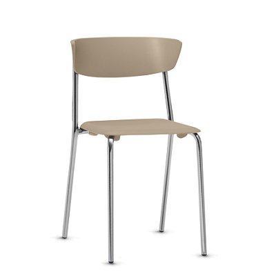 Cadeira Fixa 4 Pes Bit Frisokar