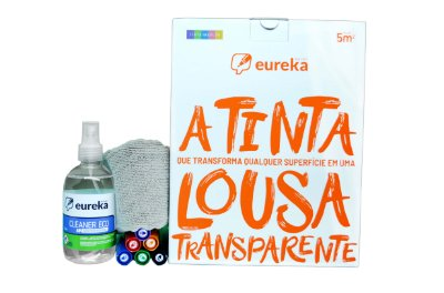 Eureka Paint - Tinta Lousa  | COMBO  - CANETA