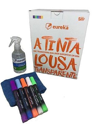 Eureka Paint - Tinta Lousa  | COMBO  - GIZ LÍQUIDO