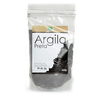 Argila Preta - 300g - MatoVerde