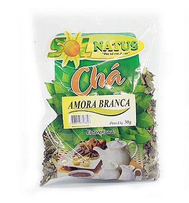 Chá de Amora Branca - 50g - SolNatus
