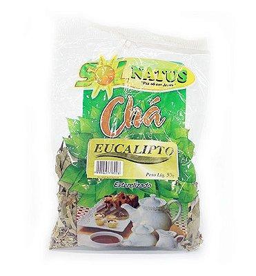 Chá de Eucalipto - 50g - SolNatus