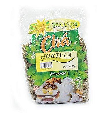 Chá de Hortelã - 50g - SolNatus