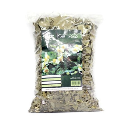 Chá Verde - 100g - Naturemed