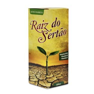 Raiz do Sertão - 500ml - BioM