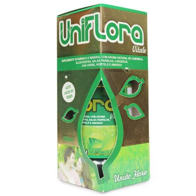 Uniflora Vitale - 500ml - UniãoFlora