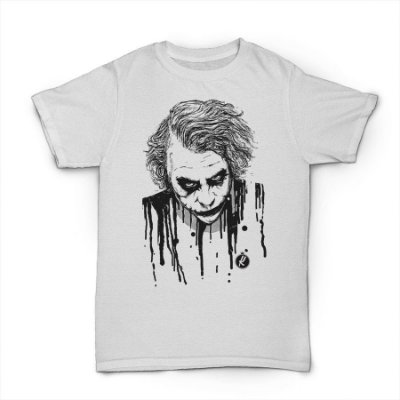 camiseta Why so serious