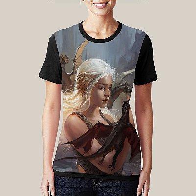 camiseta Daenerys
