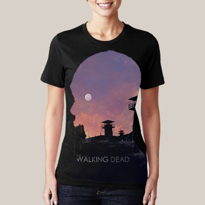 camiseta the walking dead-2