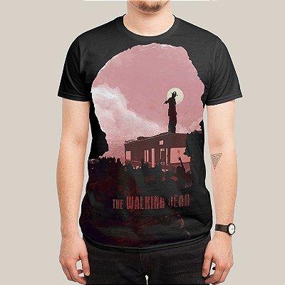 camiseta the walking dead-3