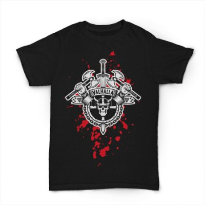 camiseta Valhalla
