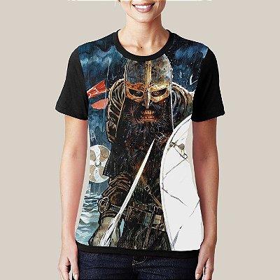 Camiseta Viking Battle
