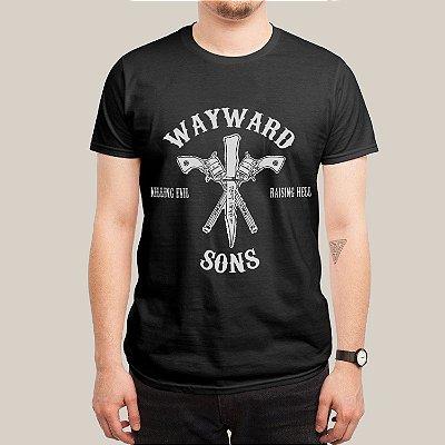 camiseta Wayward Sons
