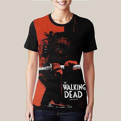 Camiseta Michonne