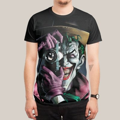 Camiseta The Killing Joke