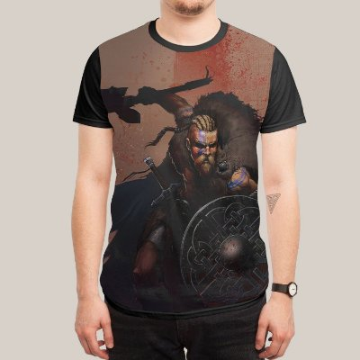 Camiseta Ragnar Wrath