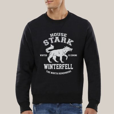 Moletom House Stark