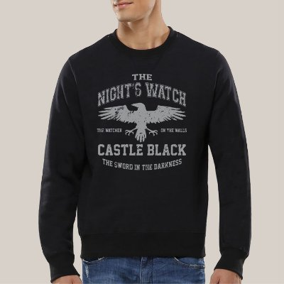 Moletom Night Watch