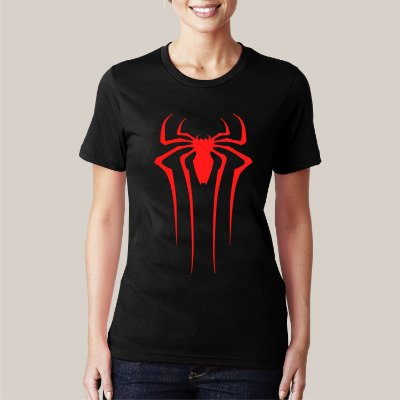 Camiseta Red Spider
