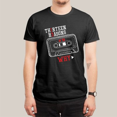 Camiseta Th1rteen R3asons