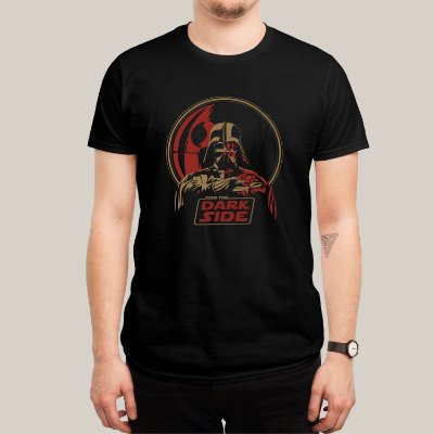 Camiseta Dark Side