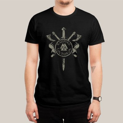 camiseta Ragnar Shield