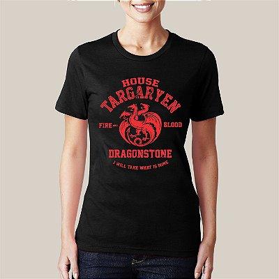Camiseta House Targeryan