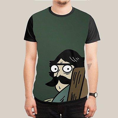 Camiseta Madre de Dios
