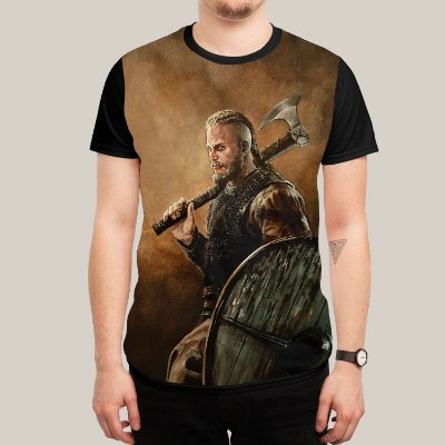 Camiseta Ragnar Warrior