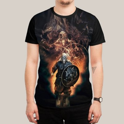 Camiseta Viking Soul