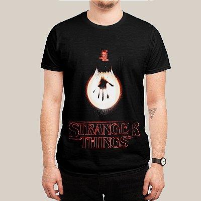 Camiseta Stranger Things Light