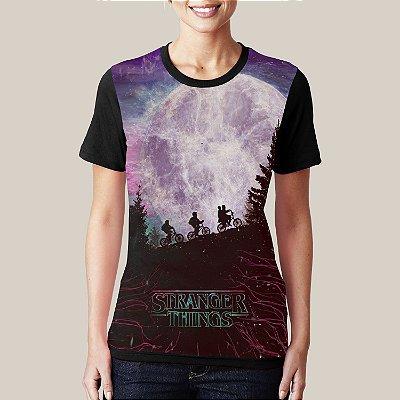Camiseta Stranger Moon
