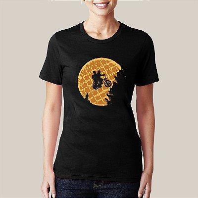 Camiseta Waffles
