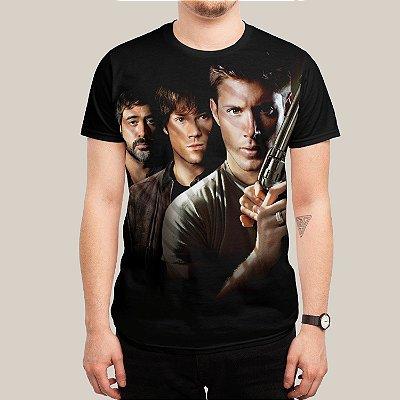 Camiseta Dean Sam e John