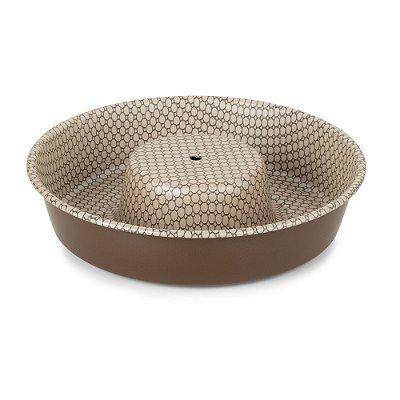 Forma Para Bolo 26 Com Cone Removível Chocolate Multiflon