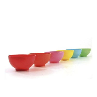 Jogo Com 6 Bowls De Melamina Rice