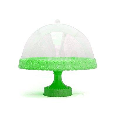Boleira Com Cúpula Verde