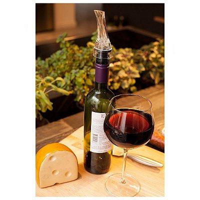Aerador de Vinhos e Purer