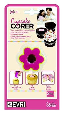 Furador para Rechear Cupcake 2 Peças