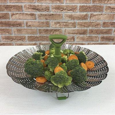 Cozedor de Legumes ao Vapor Prana