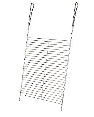 801 - Grelha Uruguaia - 50 cm (L) x 95 cm (P)