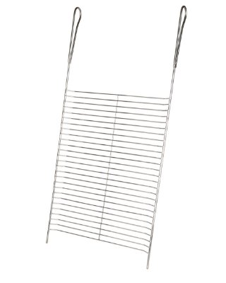 807 - Grelha Uruguaia - 40 cm (L) x 95 cm (P)