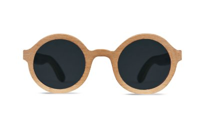 Óculos de Madeira - Bali