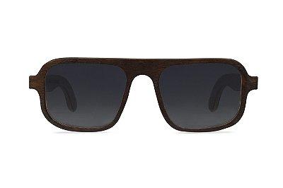 Óculos de Madeira - Rosa
