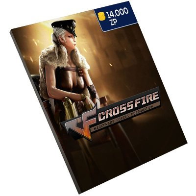 Pc Game - Crossfire 14.000 Zp Ongame